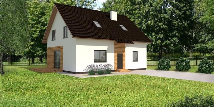 Dom jednorodzinny Pilchowice