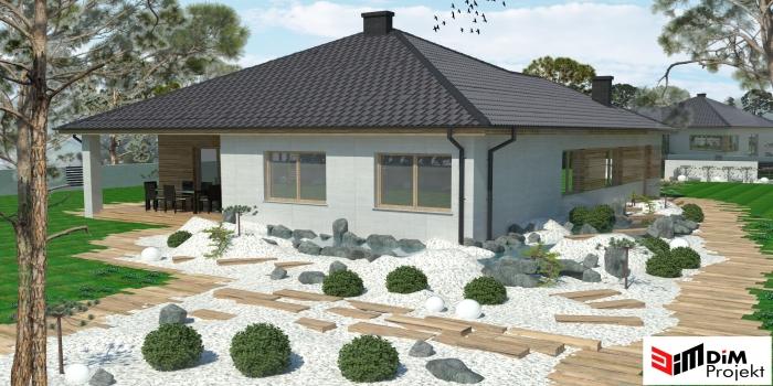 Dom jednorodzinny Komarówka Podlaska